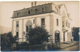 MEGGEN, LU - Carte Photo D'une Villa, Magasin De Al Sigrist - LU Lucerne
