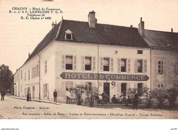 71 . N° 52457 . Chagny . Hotel Du Commerce . Lameloise - Chagny