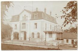 MEGGEN, LU - Carte Photo D'une Villa, Magasin - LU Lucerne