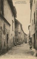 26 - CPA Environs De Dieulefit - VESC - Une Vieille Rue - Altri Comuni