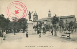 33 - CPA Bordeaux - Allées Damour - Bordeaux