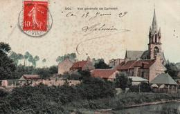 CPA - DOL - Vue Gale De CARFENTIN - Edition Bazar … - Dol De Bretagne