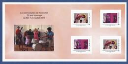 FRANCE Catherine Deneuve Et Françoise Dorléac. Neuf** 2016. Les Demoiselles De Rochefort De Jacques Demy. Cinéma, Film, - Cinema
