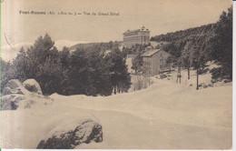 Font Romeu  Grand Hotel  1932 - Prades