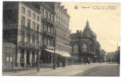 Oostende - La Family Hotel Trianon Et Boulevard Van Iseghem. - Oostende