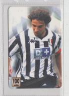DEL PIERO (Juventus) # Scheda Telefonica #1998 - Sport
