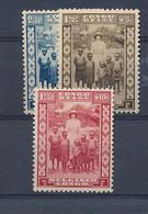 BELGIAN CONGO  COB 194/196  MNH POSTFRIS SANS CHARNIERE - 1923-44: Ungebraucht