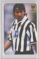 DEL PIERO (Juventus) # Scheda Telefonica - Sport