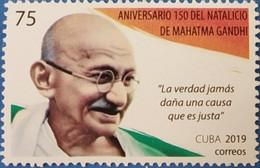 150th Anniversary Of Birth Of Mahatma Gandhi - Ongebruikt
