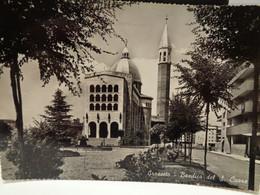 Cartolina Grosseto Basilica Del Sacro Cuore 1959 - Grosseto