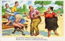 Chaperon Jean - Boules, Le Derrière à Fanny - Chaperon, Jean