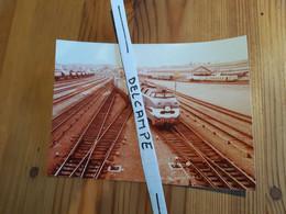 SNCF : Photo Originale Anonyme : Locomotive Diesel CC 65000 - Trains