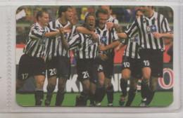 Juventus # Scheda Telefonica # Juvecentus - Sport