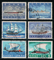 GREECE 1958 - Set Used - Used Stamps