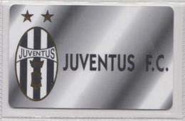 Juventus # Scheda Telefonica, Nuova  # Prodotto Ufficiale - Sport