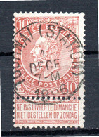 Belgie - Belgique - Tournay (Station) - 1893-1900 Thin Beard