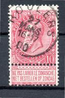 Belgie - Belgique - Roulers - 1893-1900 Thin Beard
