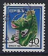 Japan 1987  New Year  (o) Mi.1764 - Gebruikt