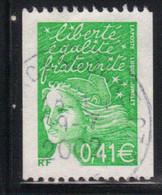 France 2002 Yvert 3458b Oblitéré (AD20) - Usados