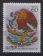 Japan 1988  Cent.of Japan-Mexico Treaty  (o) Mi.1818 - Gebruikt