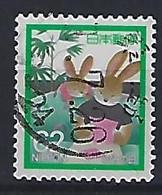 Japan 1989  Letter Writing Day  (o) Mi.1866 - Gebruikt