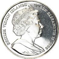 Monnaie, BRITISH VIRGIN ISLANDS, Dollar, 2008, Franklin Mint, Bretagne, SPL - British Virgin Islands