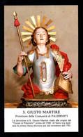 S. GIUSTO M. - Palermiti -  M - PR - Religion & Esotericism