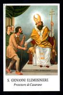 S. GIOVANNI ELEMOSINIERE - Casarano -  M - PR - Religion & Esotericism