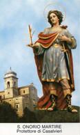 S. ONORIO M. - Casalvieri -  M - PR - Religion & Esotericism