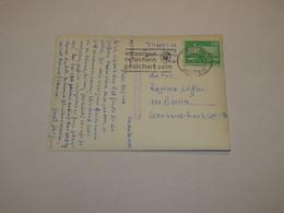 Germany Postcard Bautzen 1974 - Dänemark