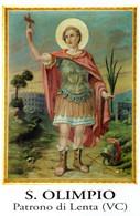 S. OLIMPIO M. - Lenta (VC) - Turi - M - PR - Religion & Esotericism