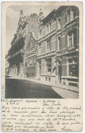 Charleroi - La Bourse - D.V.D. 7039 - 1902 - Charleroi