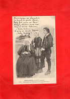 G0212 - BRETONS En PRIERES - Costumes Du Morbihan - Collection E. HAMONIC - Other