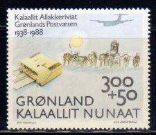 GROENLAND - N°173 ** (1988) - Nuovi