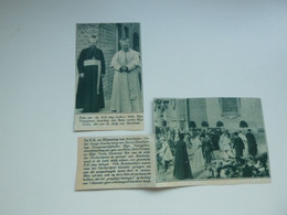 """Origineel Knipsel ( 9272 ) Uit Tijdschrift """"  Katholieke Illustratie """"  1931 :    Averbode - Unclassified"""