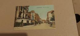Ancienne Carte Postale - Annemasse - Rue De La Gare - Annemasse