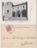 Osimo - Cattedrale (XIII Secolo), Viaggiata 1901 - Andere Städte