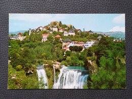 JAJCE BOSNA BOSNIA Postcards 1970`s  (B2) - Bosnia And Herzegovina