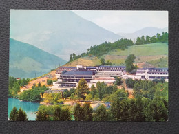 "JAJCE HOTEL ""JAJCE""  BOSNA BOSNIA Postcards 1970`s  (B2) - Bosnia And Herzegovina"