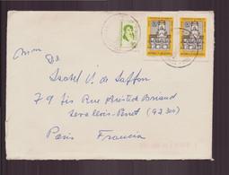 Argentine, Enveloppe Du 29 Novembre 1977 De Buenos Aires Pour Levallois Perret - Cartas
