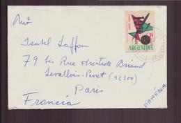 Argentine, Enveloppe De Buenos Aires Pour Levallois Perret - Cartas