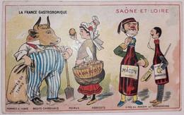 Chicorée Daniel Voelcker-Coumes, Bayon - La France Gastronomique - Saône Et Loire - Vins De Macon Et Romanèche - Otros