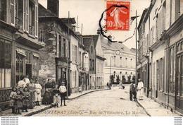 D45  COURTENAY  Rue De Villeneuve  La Mairie - Courtenay