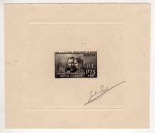 Grandes Séries Coloniales 1938 : Pierre Et Marie Curie : Epreuve De Luxe : - Altri