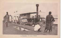 Mali - Bamako - Le Vapeur Sikasso - Mali