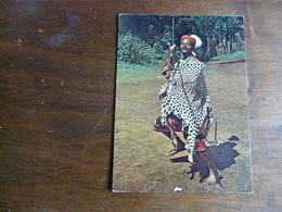 103 A Dancer At A Dorze Funeral Ethiopia - Ethiopia