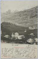 GRUYERES:  1904 SCIERNES-D'ALBEUVE... BELLE CARTE - FR Fribourg