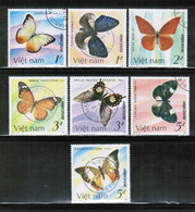 VN 1987 MI 1802-08 USED - Viêt-Nam