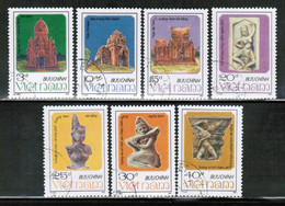 VN 1987 MI 1809-15 USED - Viêt-Nam