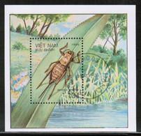 VN 1987 MI BL 53 USED - Viêt-Nam